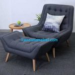 Sofa Santai Retro Vintage William