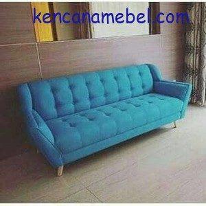 Sofa Retro Minimalis Jati Solid