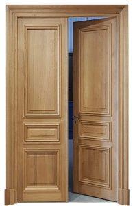 Kusen Pintu Jati Minimalis Terbaru