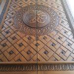 Pintu Kusen Kayu Jati Nabawi