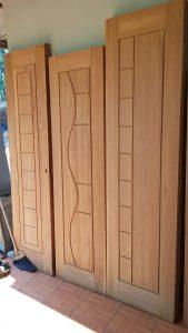 Pintu Rumah Jati Minimalis Jepara