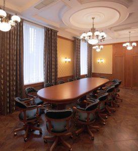 Meja Meeting Minimalis Kantor